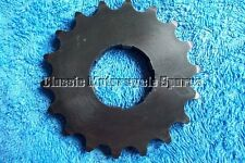BURMAN LARGE SPLINE GEARBOX SPROCKET. 18T. MADE IN ENGLAND
