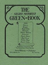 The Negro Motorist Green-Book: 1940 Facsimile Edition [Paperback]