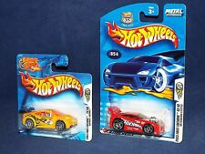 Hot Wheels Lot of 2 Vehicles First Editions MITSUBISHI ECLIPSE & ASPHALT ASSAULT