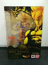 Figuarts Zero Super Saiyan Son Gokou Goku Dragon Ball Z DBZ Bandai Web Exclusive