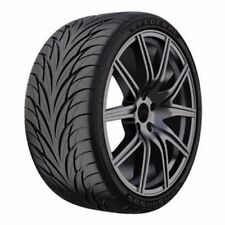 (4)  New 245/40ZR18 FEDERAL SS595 93W PERFORMANCE RADIAL TIRE 245/40/18
