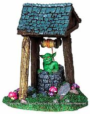 Lemax 93730 THE CURSING WELL Spooky Town Accessory Halloween Decor O G Retired I