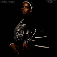 This Is It by Melba Moore (CD, Jul-2012, Funky Town Grooves)