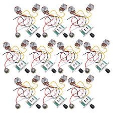 Guitar Prewired Wiring Harness Kit for Fender Tele Parts 3 Way 250K Pots 10 Pcs
