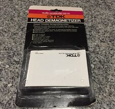Vintage TDK Head Demagnetizer HD-01 Cassette Tape Audio Accessories NEW