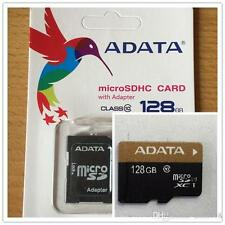 Adata 128GB micro sd card with Adapter