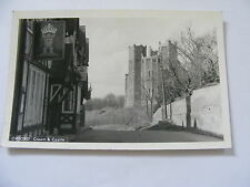 Postcard CROWN and CASTLE HOTEL ORFORD SUFFOLK 1960s