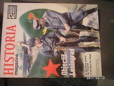 ** Historia Magazine 2GM n°26 Objectif Leningrad / Vie dans les Oflags