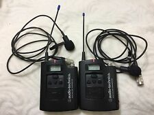 Audio-Technica ATW-T310 Wireless Bodypack Transmitter +  Lavalier Microphone