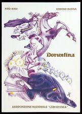 libretto dramma teatrale albanese Doruntina Piro Mani in italiano