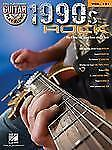 1990s Rock - Guitar Play-Along Volume 131 (Book/Cd) (Hal Leonard Guitar Play-Alo