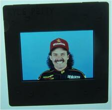 KYLE PETTY NASCAR  8 WINS 8 POLES ORIGINAL SLIDE 2