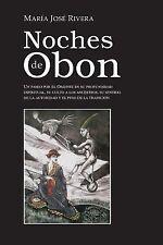 Noches de Obon by La Ediciones and María Rivera (2013, Paperback)