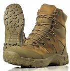 US MILITARY WELLCO MEN'S MOJAVE HOT WEATHER COMBAT HIKER BOOTS M760 10 R NEW