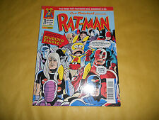 LEO ORTOLANI- RAT-MAN COLLECTION n. 78-PANINICOMICS-GLI EROI PIù POTENTI-PANINI