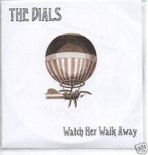 (396O) The Dials, Watch Her Walk Away - DJ CD