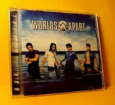 CD Worlds Apart Don't Change 15 TR 1997 Synth-pop, Downtempo, Euro House, Disco