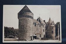 Carte postale ancienne GACE - Le Château, côté Ouest
