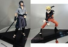 "2pcs PVC Figure Anime Toy NARUTO Uchiha Sasuke Uchiha Itachi  4-5"" New in Bag"
