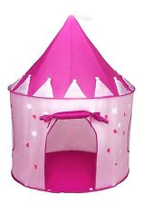 Kid's Princess Castle Play Tent Glow in the Dark Children Playhouse Indoor NEW