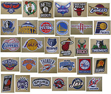 NBA Basketball Team Logos Decal Stickers Complete Set of All 30 Teams
