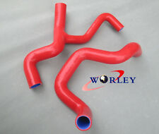 Silicone Radiator Hose Ford Focus ST 2.0L 2002-2004 03 03 04 2pcs