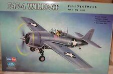 HBB80328   Hobbyboss 1:48 - F4F-4 Wildcat   PLASTIC MODEL KIT