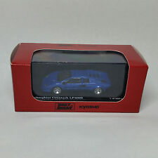 1/64 Kyosho Post Hobby Lamborghini Countach LP 400 S Blue - US Seller