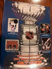 1997 NHL Stanley Cup Playoffs Fact Guide