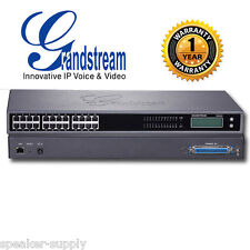 Grandstream GXW4224 24 FXS Port VoIP Gateway SIP Analog 50 Pin Telco & RJ11