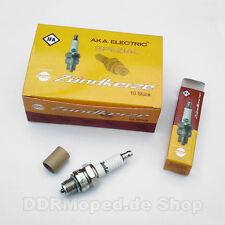 10 x Zündkerze M14-260 - Aka Electric Isolator Spezial - Simson, MZ