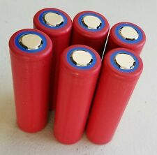 100 Pack Panasonic Sanyo NCR18650GA 3500mAh 10A Li-ion Battery USA Seller