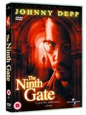 The Ninth Gate [DVD] [1999] [2000]Good PAL Willy Holt, James Russo, Tony Amoni,