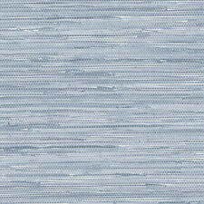 Ocean Blue Faux Grasscloth Wallpaper PA34213 Double Roll Bolts FREE SHIPPING
