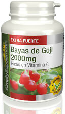 Simply Supplements Bayas de Goji 2000mg|2x 180 Comprimidos (S199)