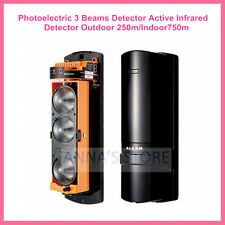 Photoelect​ric 3 Beams Detector Active Infrared Detector Outdoor 250m/Indoo​r750