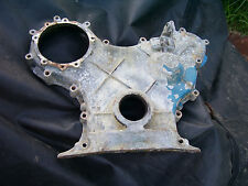 VINTAGE FORD 2000  GAS TRACTOR -ENGINE FRONT COVER- 1967