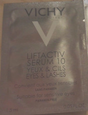 NEW VICHY Serum 10 Eyes & Lashes 1.5ml