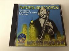 That's Good Enough for Me 2003 CD Live by Tony Pastor - MINT
