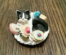 Pastry Cook - HS621B - Colour Box Cat by Peter Fagan - 1992