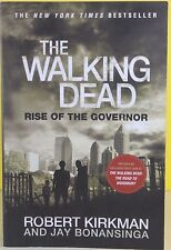 RISE OF THE GOVERNOR, WALKING DEAD  -Kirkman, Bonansinga-  PAPERBACK ~ NEW