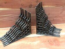 13 Antique Style Large Webb Corbels Shelf Brace  Wall Bracket Cast Iron Metal