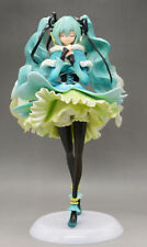 New Anime Hatsune Miku Snow In Summer Ver. 1/7 PVC Action Figure Toy Figma Gift
