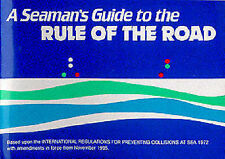 A Seaman's Guide to the Rule of the Road-ExLibrary