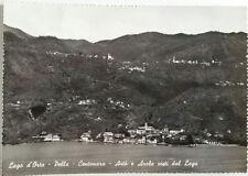 Cartolina Lago D'orta Pella Centonara Artò e Arola visti dal Lago VIAGGIATA
