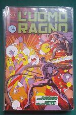 Uomo Ragno n.  4 - 2° II seconda serie ed. Corno