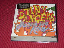 "Tiny Dancers:  Hannah we know SEALED + POSTER  7"" NEW UNPLAYED"