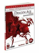 Dragon Age: Origins - Awakening: Prima Official Game Guide (Prima Official Game