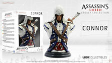 LEGACY COLLECTION Connor Freedom Fighter BUST STATUE FIGURINE ASSASSINS CREED