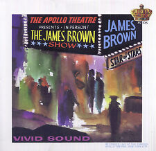 JAMES BROWN & THE FAMOUS FLAMES Live At The Apollo POLYDOR Sealed Vinyl LP